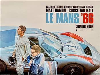 Featured image for Le Mans '66 (12A)