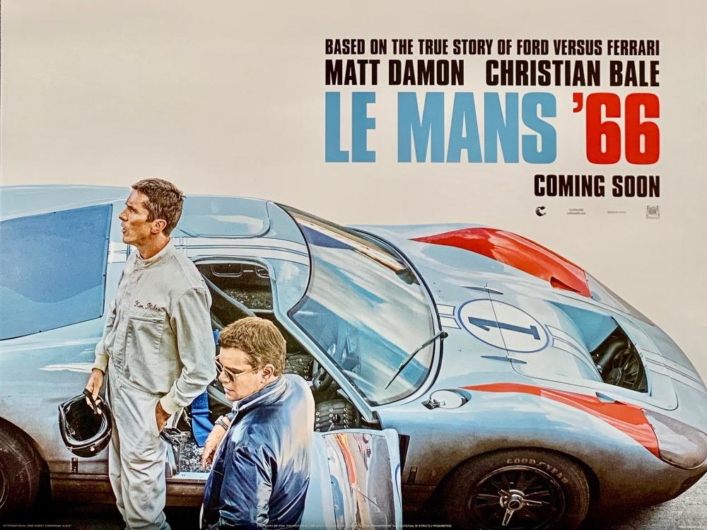 Main image for Le Mans '66 (12A)