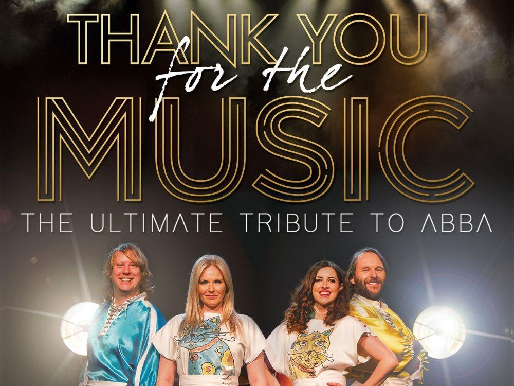 Main image for Thank You For The Music