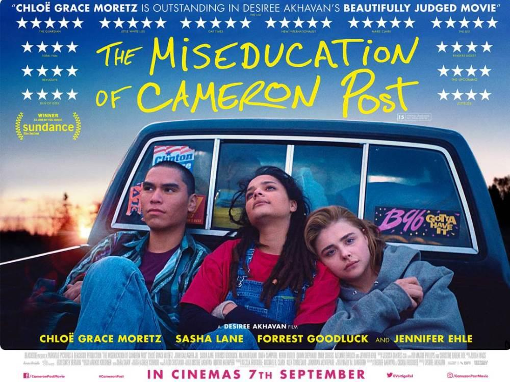 The Miseducation of Cameron Post (15) cover image