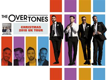 Featured image for The Overtones Xmas 2018