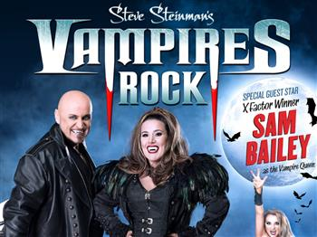 Featured image for Vampires Rock: featuring Sam Bailey