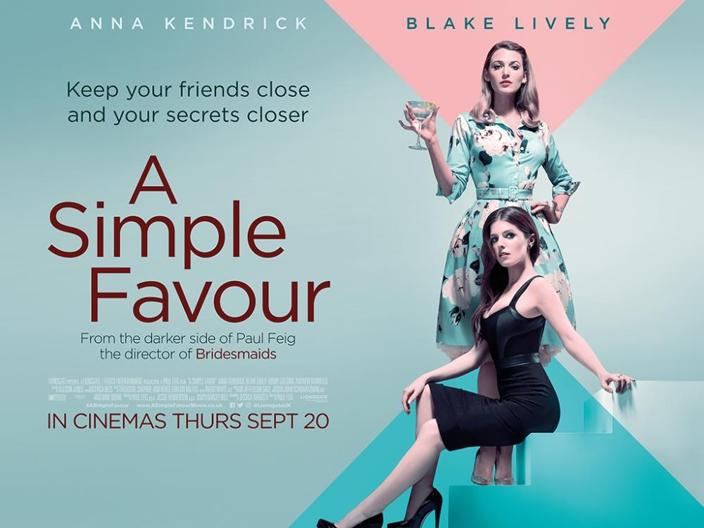 A Simple Favour (15) cover image