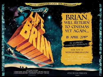 Featured image for Monty Python's Life of Brian (15)