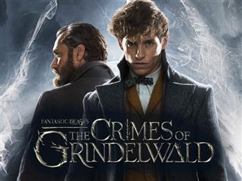 Featured image for Fantastic Beasts: The Crimes of Grindelwald (12A)