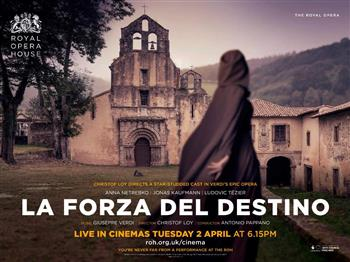 Featured image for ROH: La Forza Del Destino (12A)