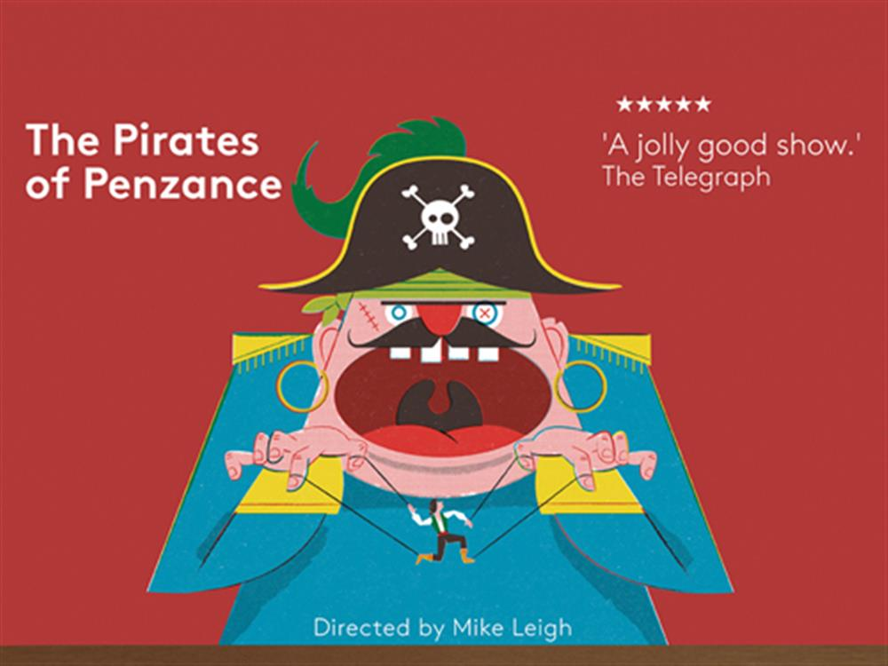 Main image for ENO: The Pirates of Penzance (PG)