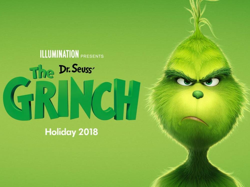 SMP: The Grinch (U tbc) cover image