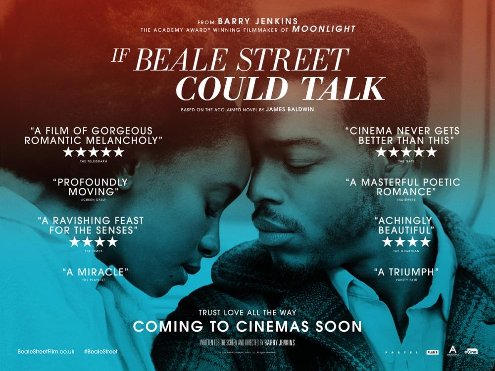 Main image for SS: If Beale Street Could Talk (15)
