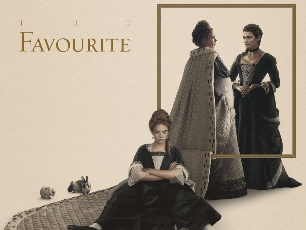 The Favourite (15) cover image