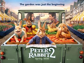 Featured image for Peter Rabbit 2: The Runaway (PG)
