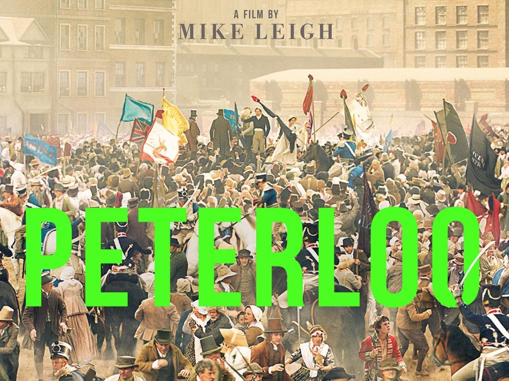 Peterloo (12A) cover image