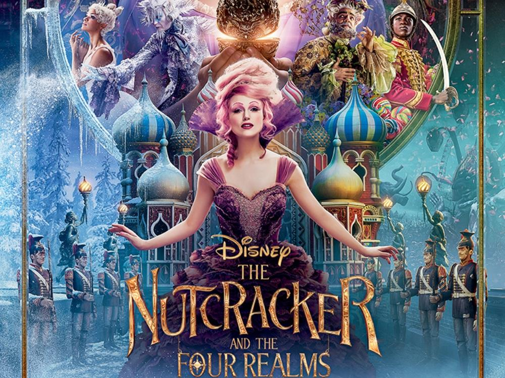SMP: The Nutcracker & The Four Realms (PG) cover image