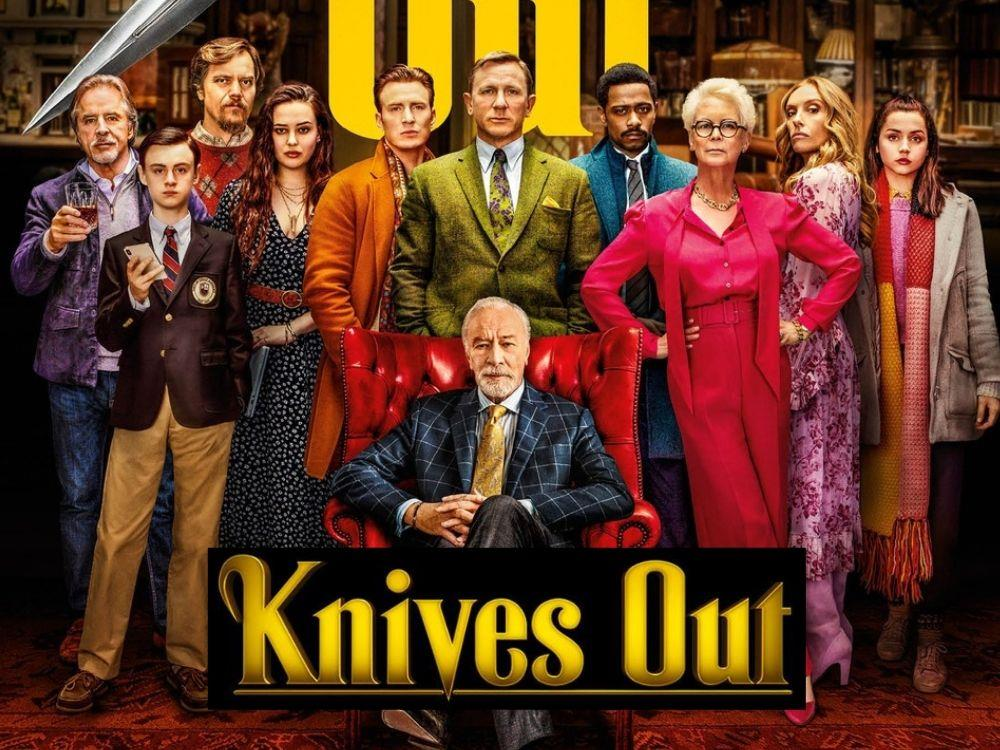 Main image for SS: Knives Out (12A)