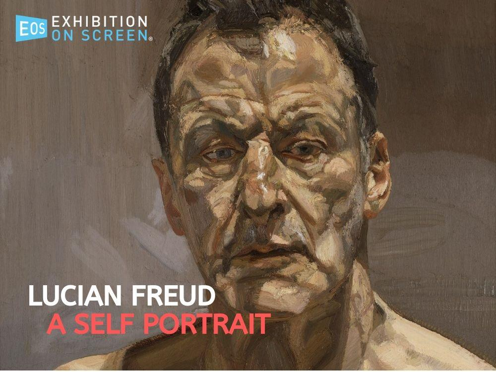 Main image for EOS: Lucian Freud – A Self Portrait (12A)