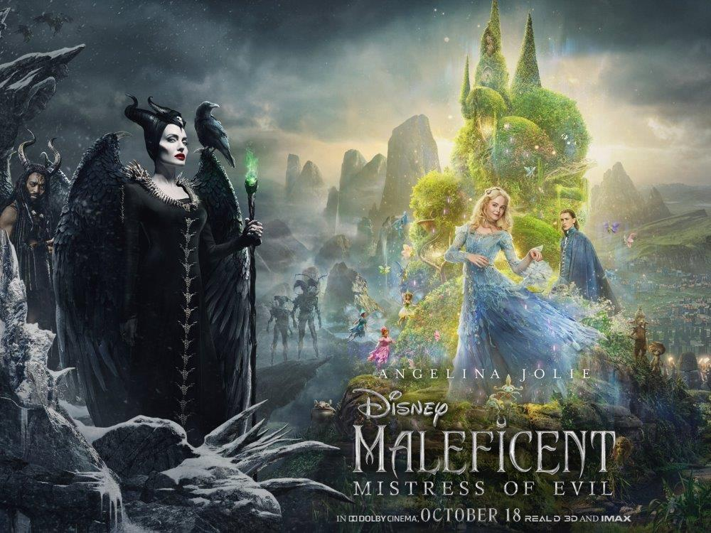 Main image for SMP: Maleficent – Mistress of Evil (PG)