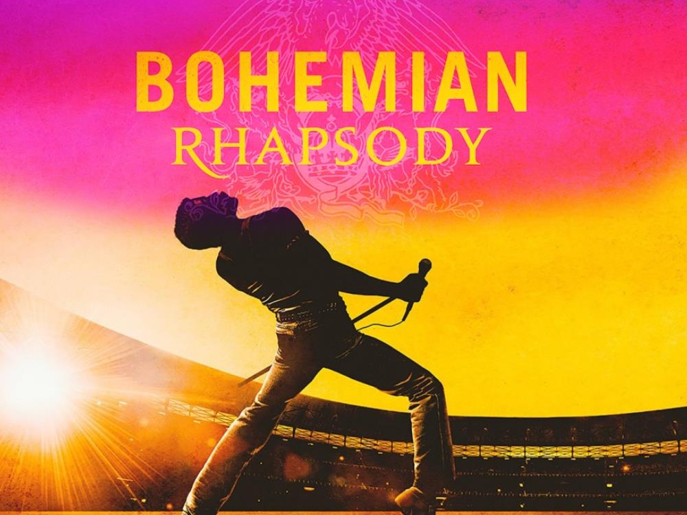 SS: Bohemian Rhapsody (12A) cover image
