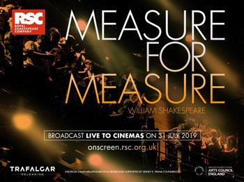 Featured image for RSC: Measure for Measure (12A)
