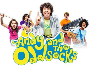 Featured image for Andy and the Oddsocks: Meet & Greet