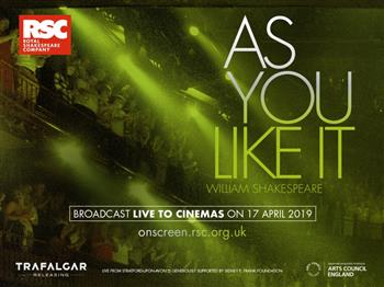 Featured image for RSC: As You Like It (12A)