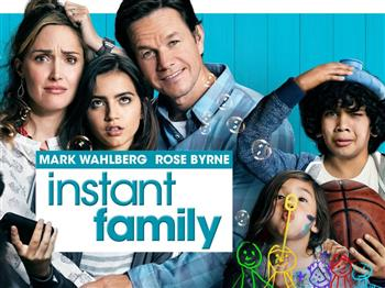 Featured image for Instant Family (12A)