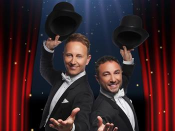 Featured image for Ian Waite & Vincent Simone – The Ballroom Boys