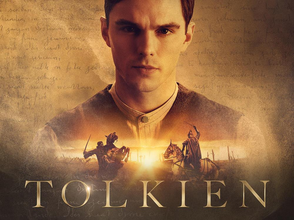 Main image for Tolkien (12A)