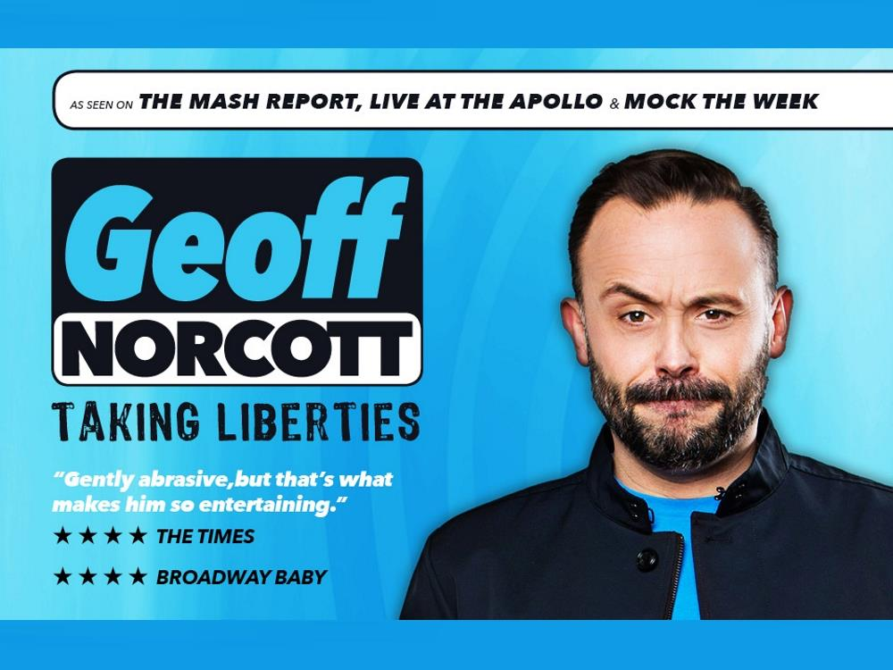 Main image for Geoff Norcott – Taking Liberties