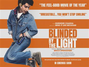 Featured image for SS: Blinded by the Light (12A)