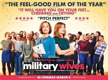 Featured image for SS: Military Wives (12A)
