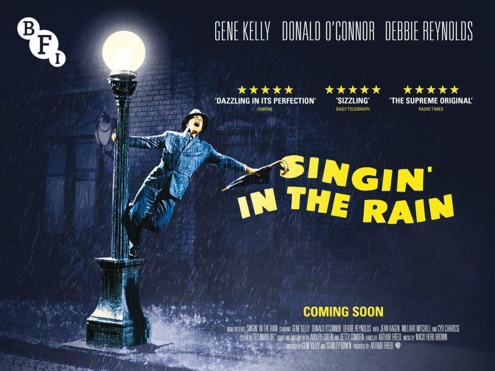 Main image for Singin' in the Rain (U)