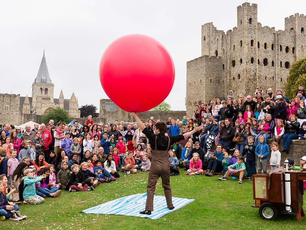 Main image for The Giant Balloon Show