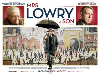 Featured image for Mrs Lowry & Son + Q&A (PG)