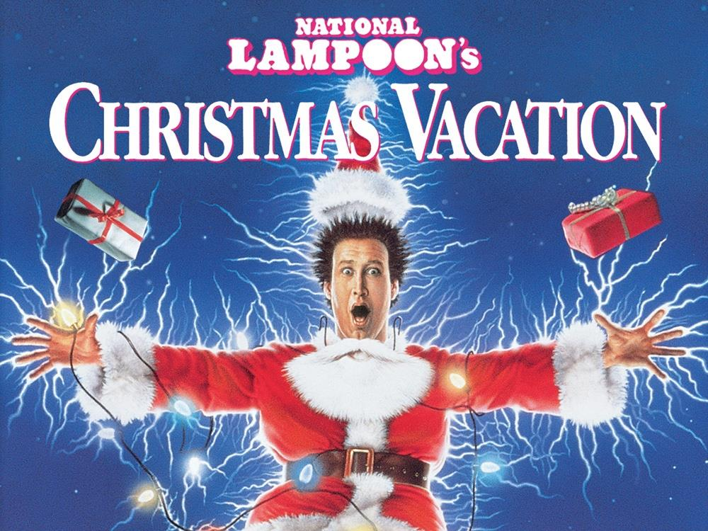 National Lampoon's Christmas Vacation (PG) cover image