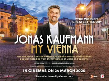 Featured image for Jonas Kaufmann: My Vienna (U)