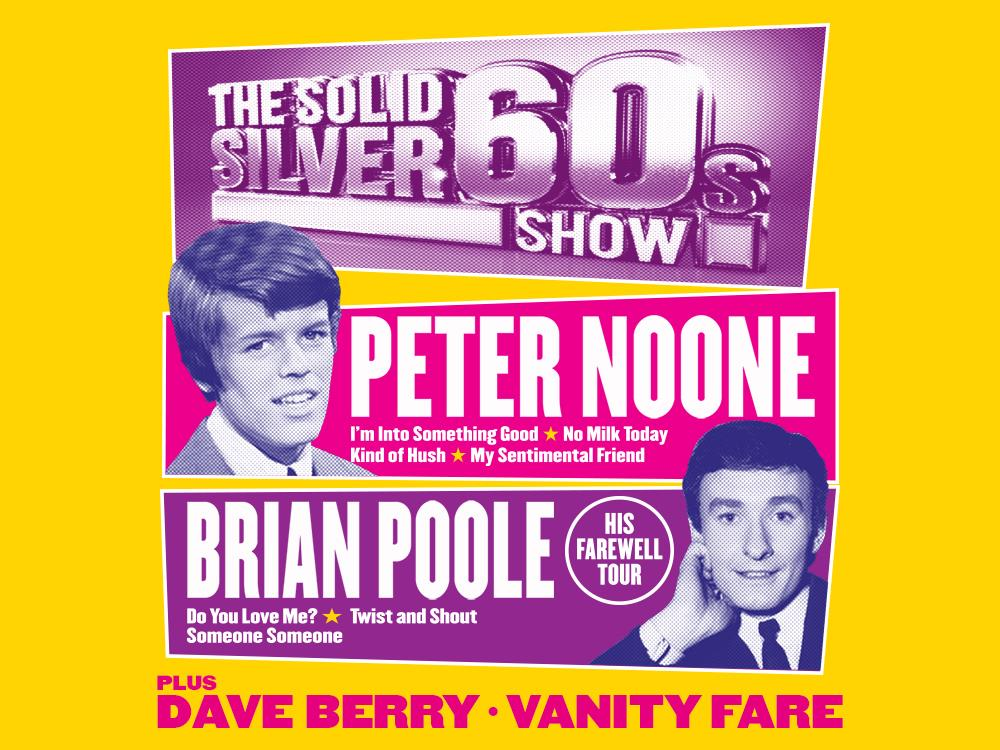 Main image for The Solid Silver 60s Show