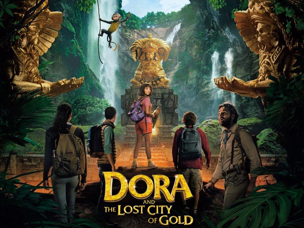 Main image for Dora and the Lost City of Gold (PG)