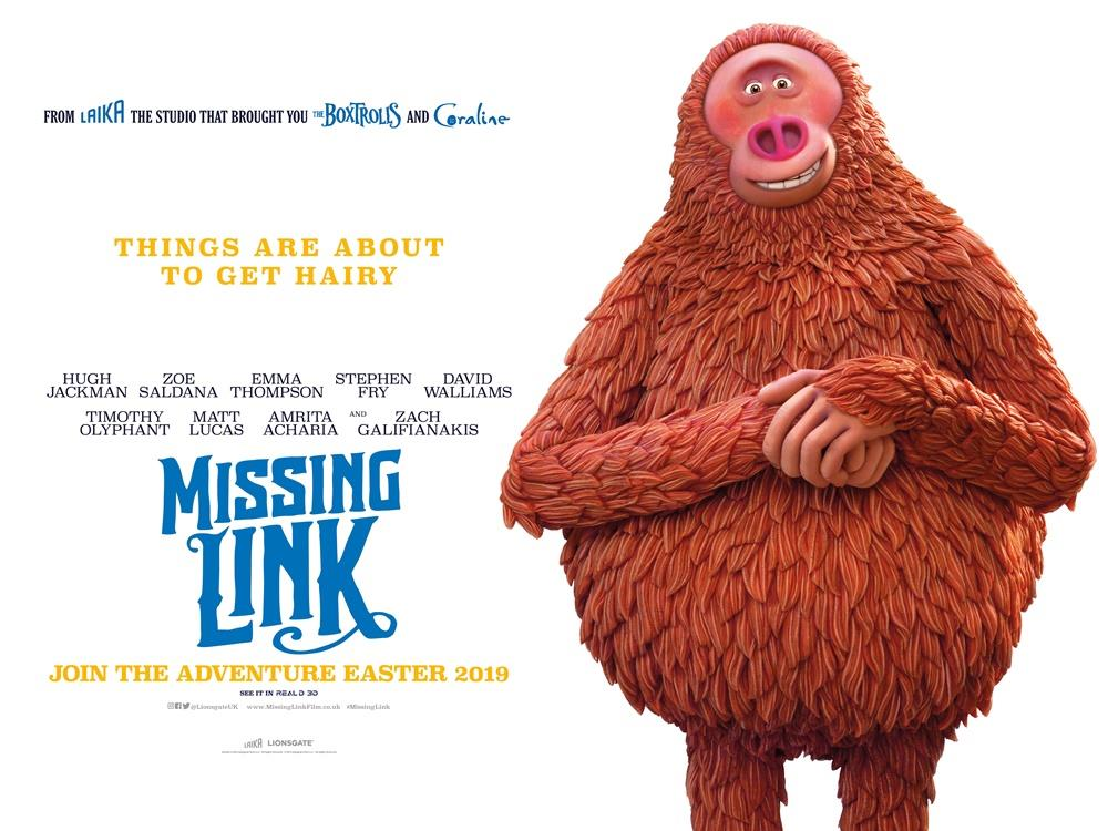 Main image for Missing Link (PG)