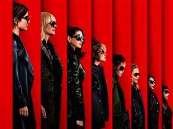 Featured image for Ocean's 8 (12A)