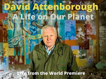 Featured image for David Attenborough: A Life on Our Planet (12A)