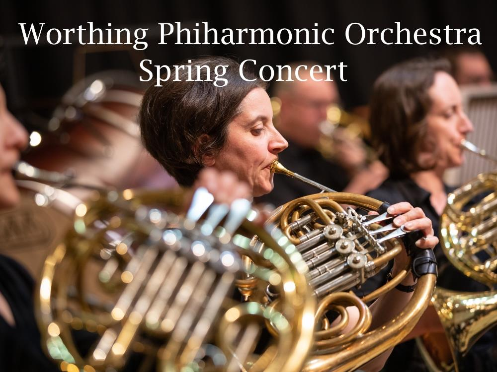 Main image for WPO: Spring Concert