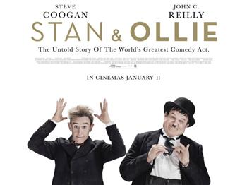 Featured image for Stan & Ollie (12A)