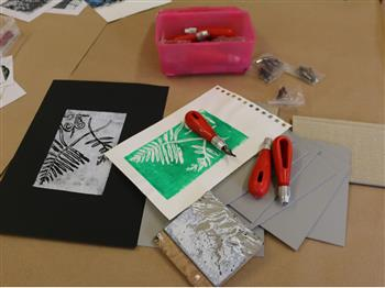 Featured image for Lino Cutting for Beginners