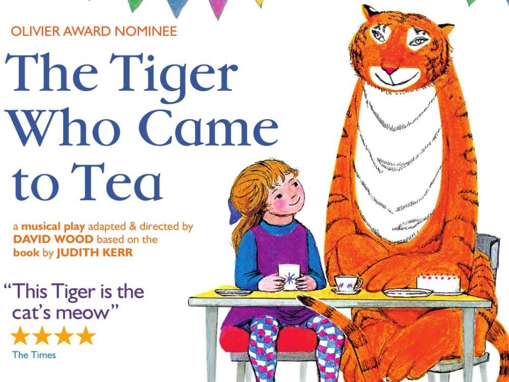 Main image for The Tiger Who Came To Tea