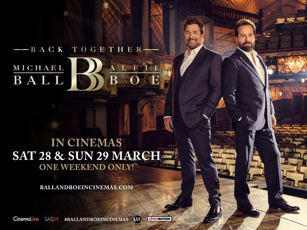 Main image for Ball & Boe: Back Together (12A)