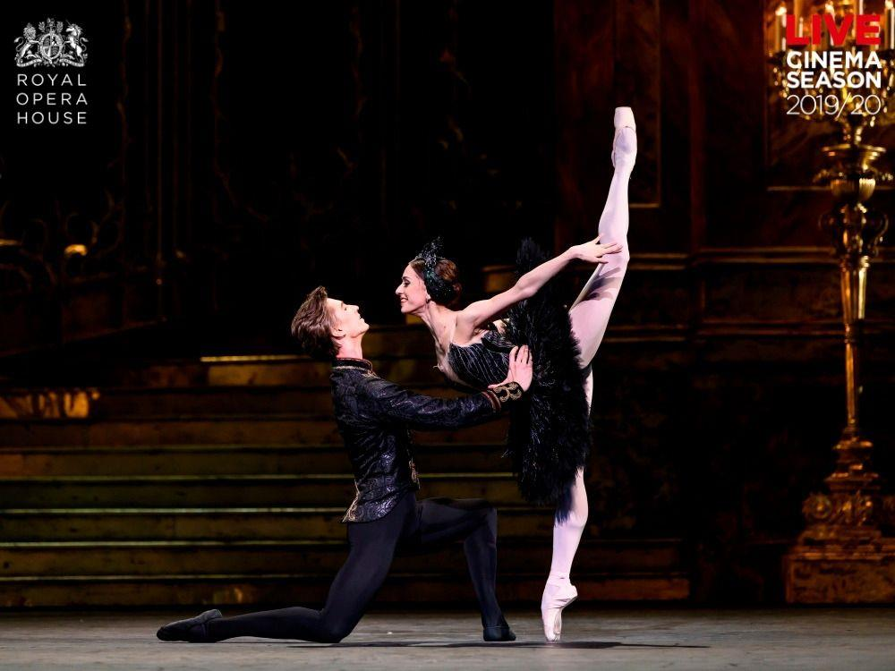 Main image for ROH: Swan Lake (12A)
