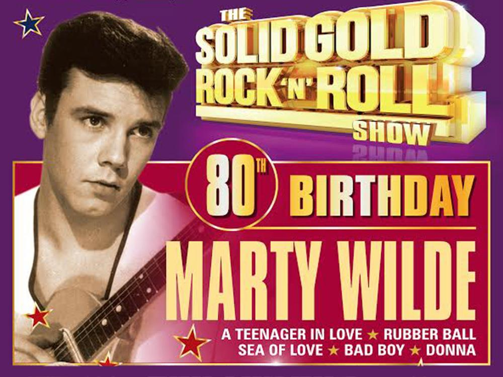 Main image for The Solid Gold Rock 'N' Roll Show 2019