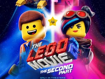 Featured image for SMP: The Lego Movie 2 (U)