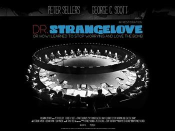 Featured image for Dr. Strangelove… (PG)